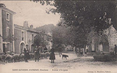 Saint Saturnin lès Avignon