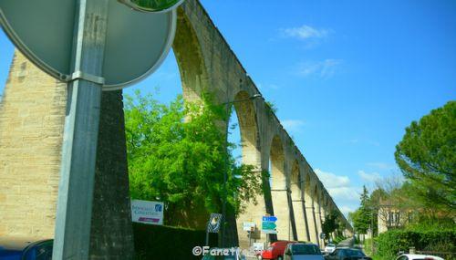 Aqueduc de Carpentras.