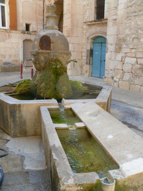 Fontaine à Saint Didier