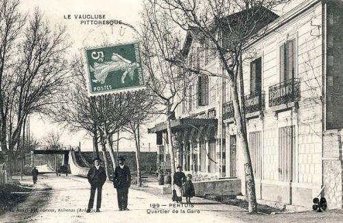 Gare de Pertuis