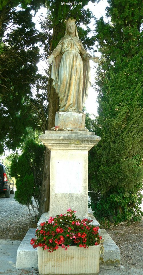 Notre Dame d'Aubune à Beaumes de Venise