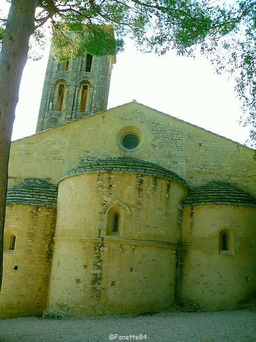 Chapelle de Notre Dame d'Aubune à Beaumes de Venise
