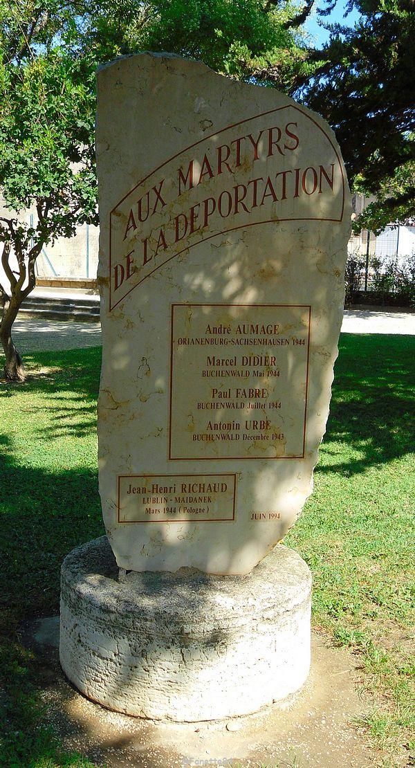 Morières lès Avignon.