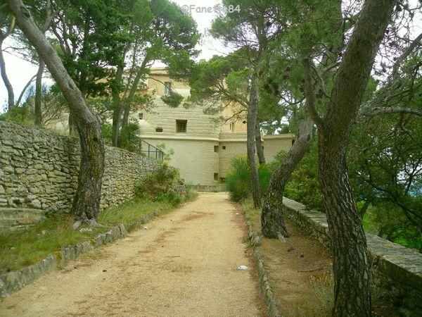 Château à Saumane