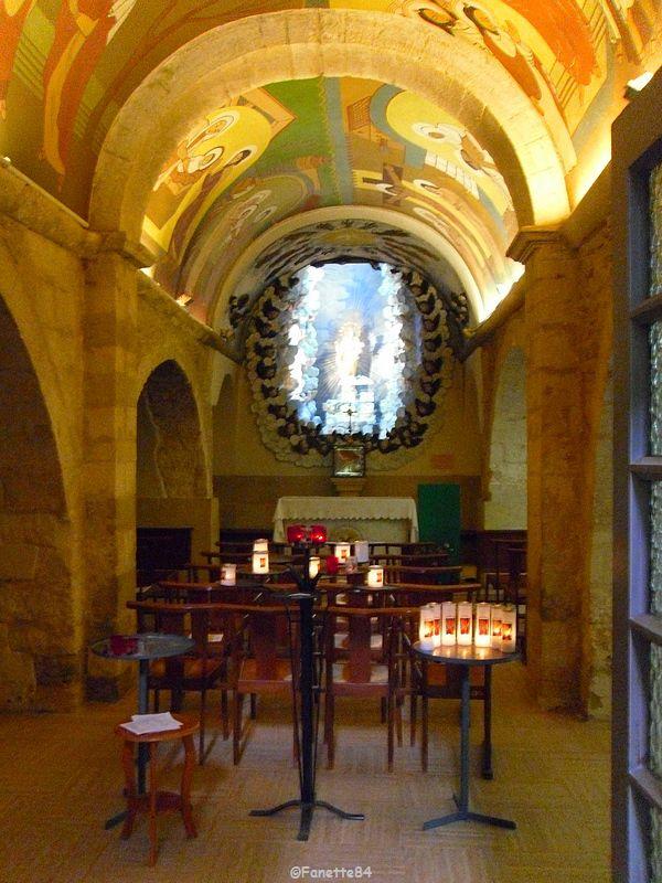 Notre Dame Des Lumières à Goult