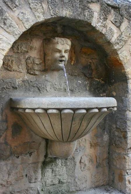 Fontaine de la rue des moulins