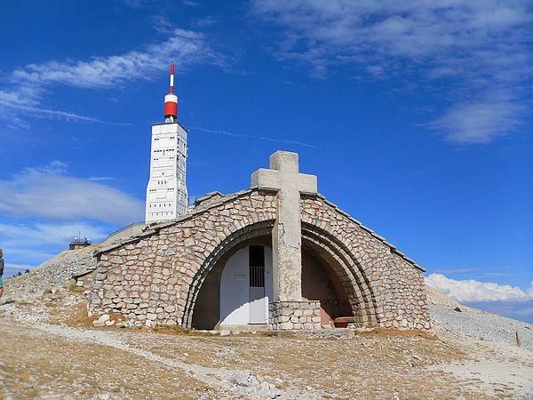 Chapelle du Mont-Ventoux 2015