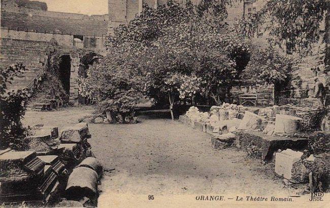 Théatre Romain à Orange