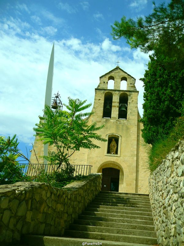 Eglise de Gigondas