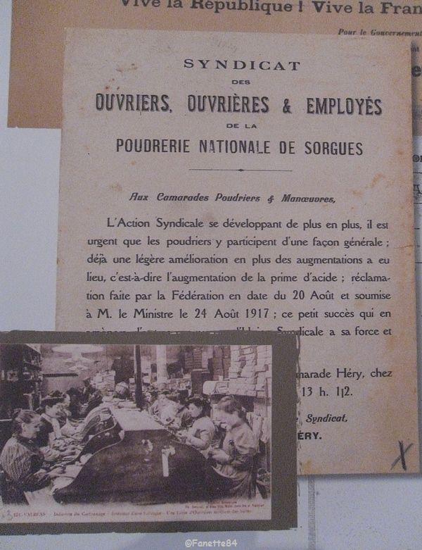Avignon. Exposition 14-18