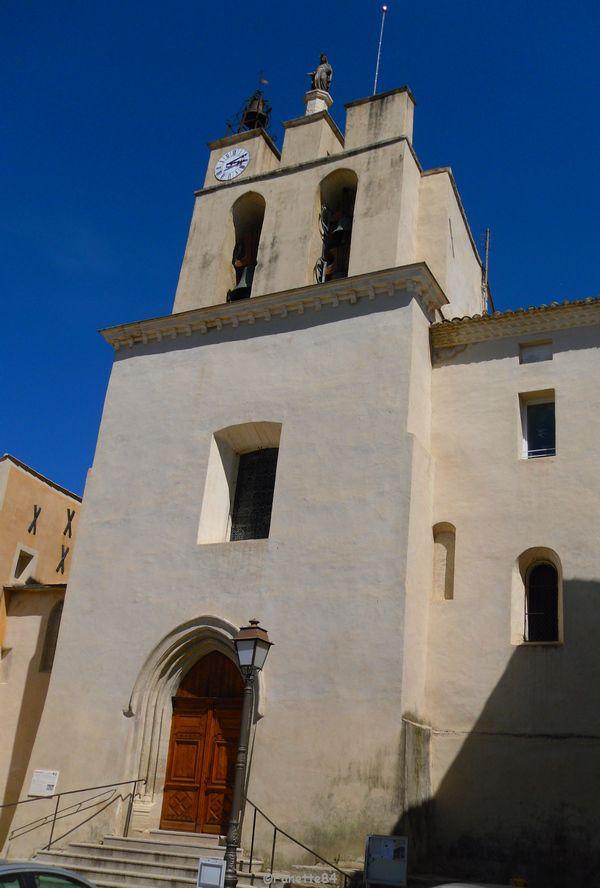 Eglise de Sarrians