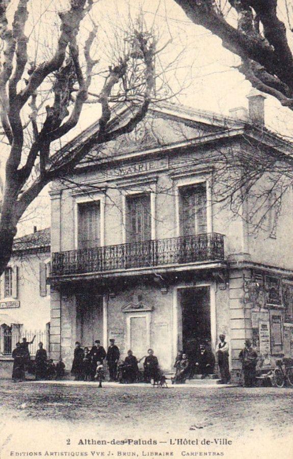 Mairie d'Althen les Paluds