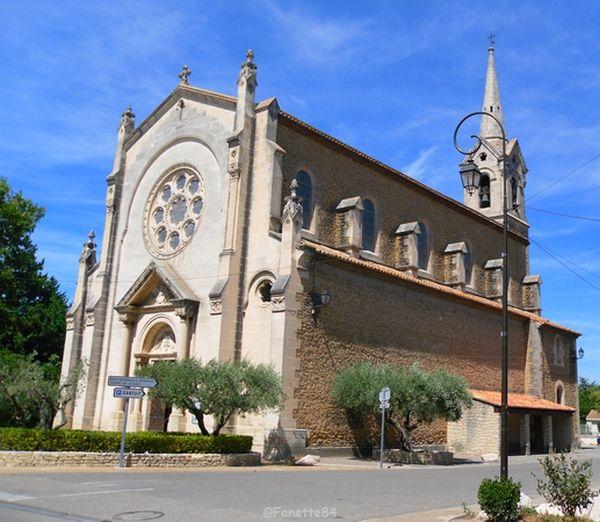 Eglise paroissiale d'Althen les Paluds