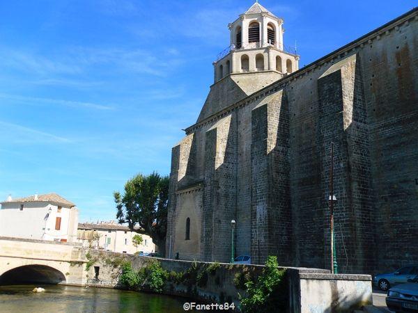 Eglise Notre Dame du Lac. Le Thor