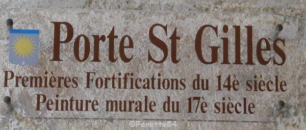 Pernes les Fontaine.
