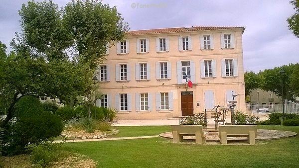 Mairie de Mazan