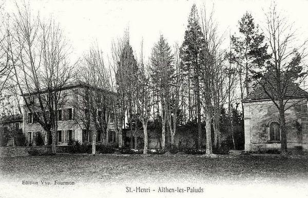 Saint-Henri à Althen les Paluds