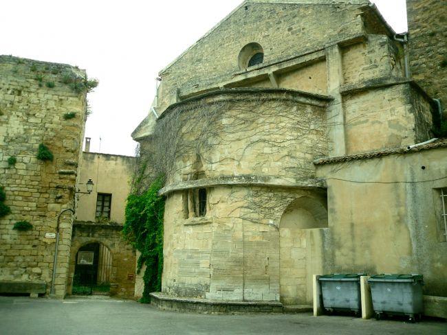 Eglise de Mormoiron