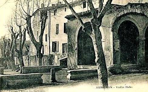 Vieilles Halles à Aubignan
