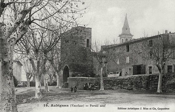 Portail Neuf à Aubignan
