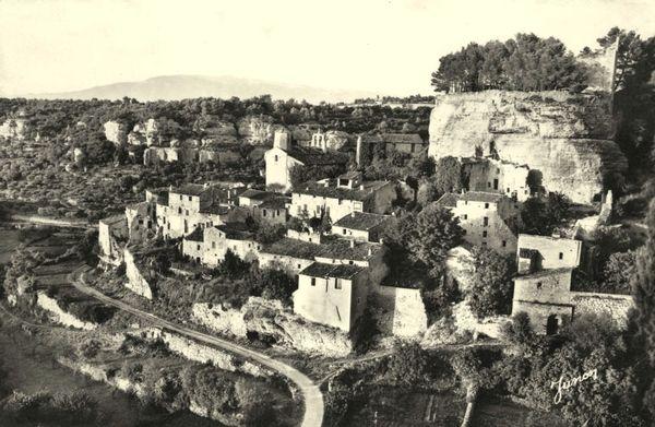 Le Beaucet village