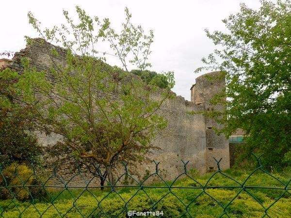 château de Cabrières d'Avignon