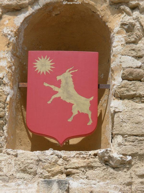 Blason de la ville de Cabrières d'Avignon