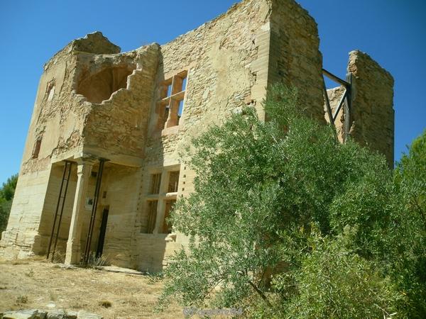 Château de Pré-Fantasti à Caromb