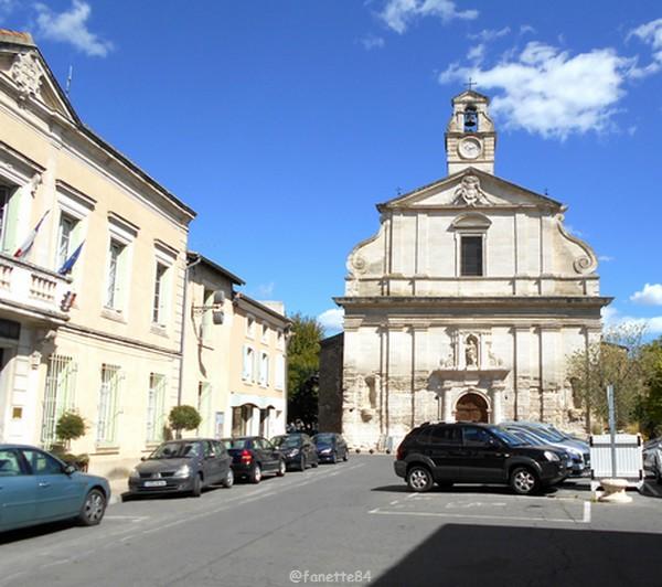 Eglise paroissiale de Bédarrides