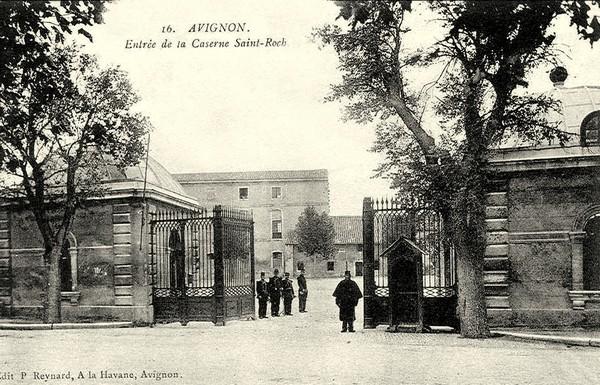 Avignon Saint Roch Caserne