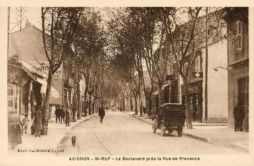 Avignon Saint Ruf
