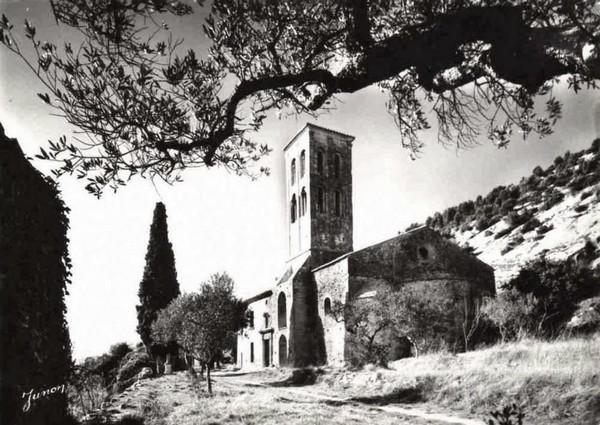Chapelle à Beaumes de Venise