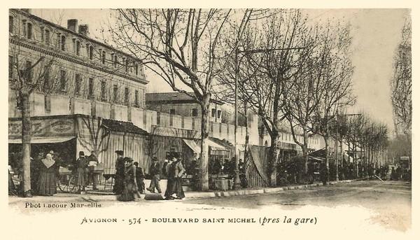 Avignon, Boulevard Saint-Michel