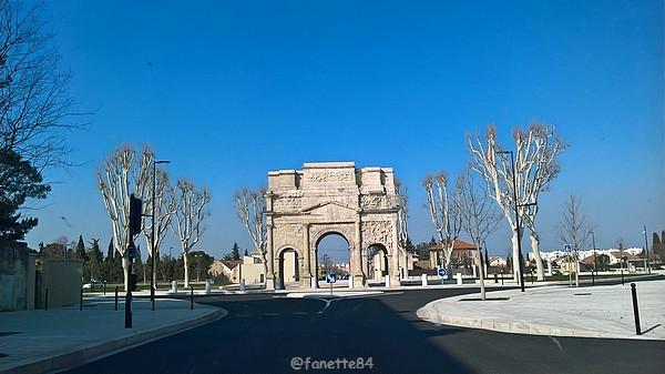 Arc de Triomphe à Orange