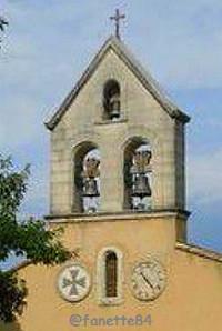 Clocher de Saint Roman