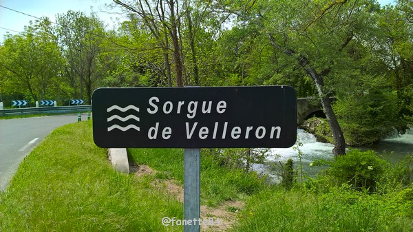 Pont de l'Avocat à Velleron