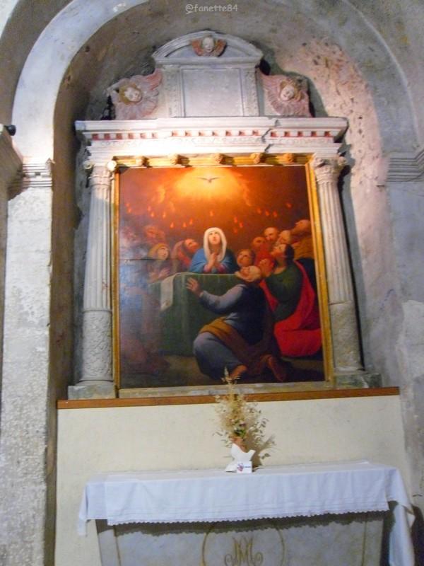 Saint Véran à Fontaine de Vaucluse