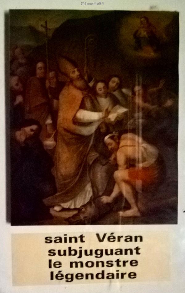 Affiche de Saint Véran à Fontaine de Vaucluse