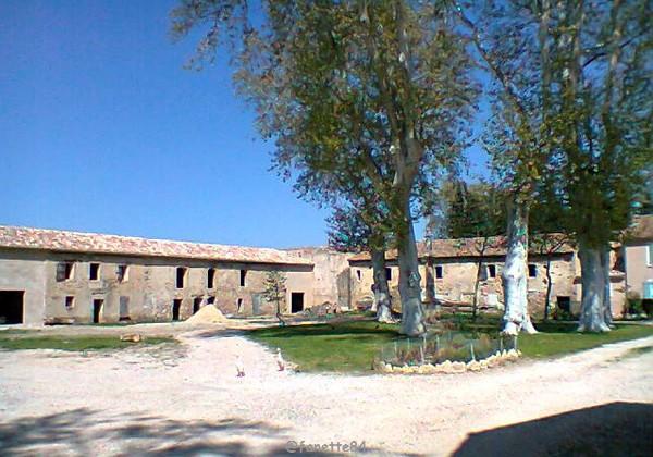 Domaine de Causans à Jonquières