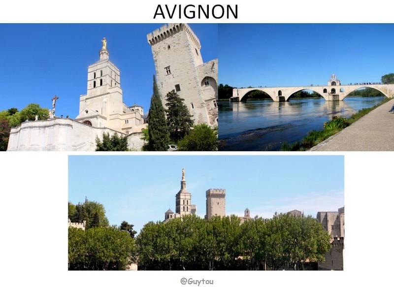 Pont Saint Bénezet à Avignon