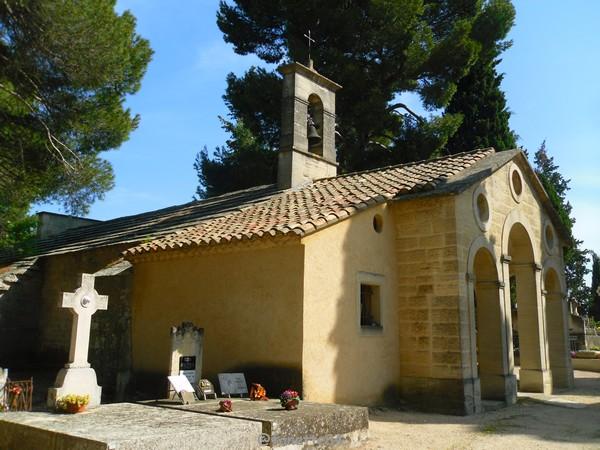 Chapelle Notre Dame de Pareloup à Mazan