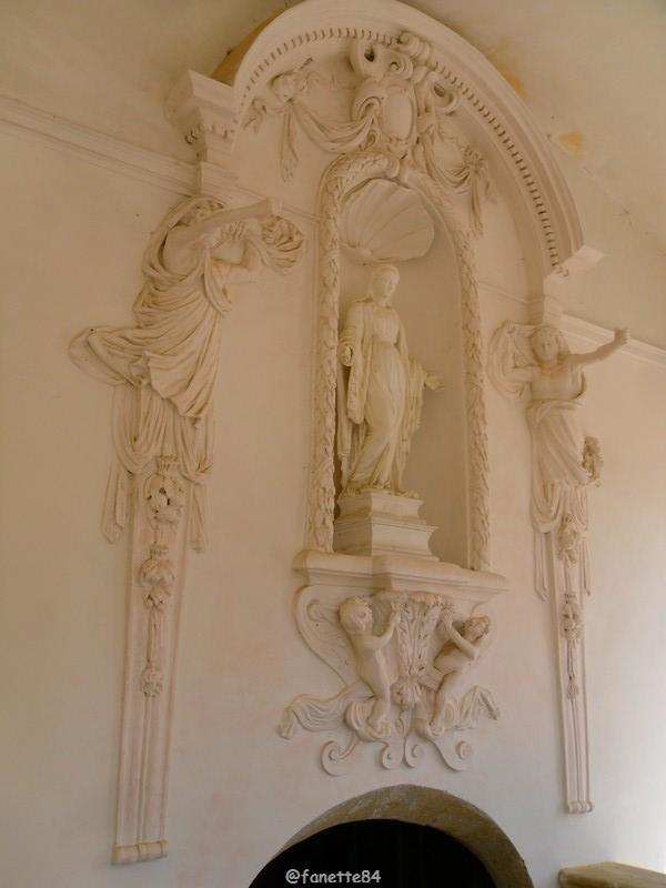 Vierge de Notre Dame de Pareloup à Mazan