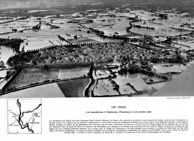 Caderousse 1960