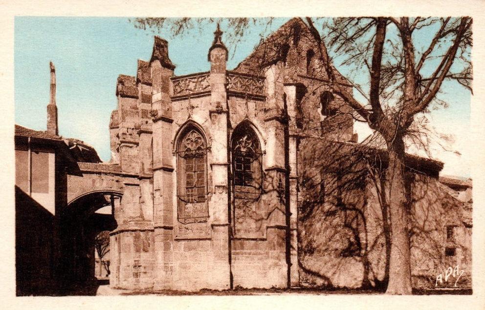 Eglise St Michel à Caderousse