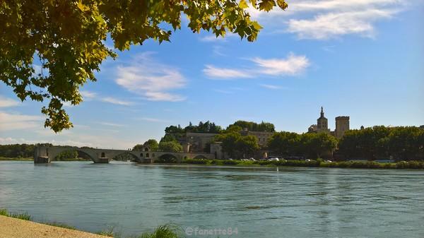 Pont Saint Bénézet à Avignon