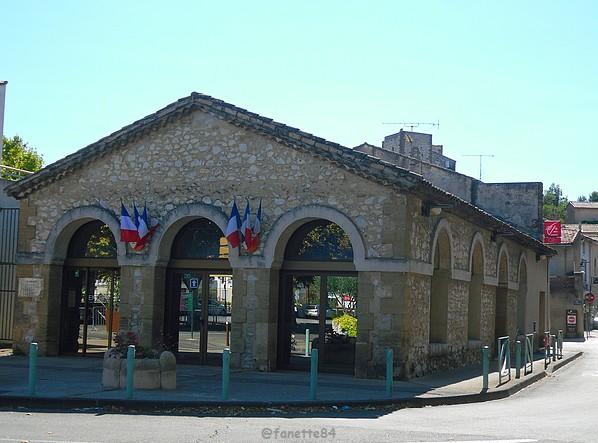 Ancien lavoir à Vedène