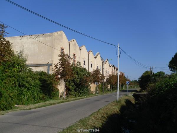 Anciennement usine à pâtes Cocorico à Bédarrides