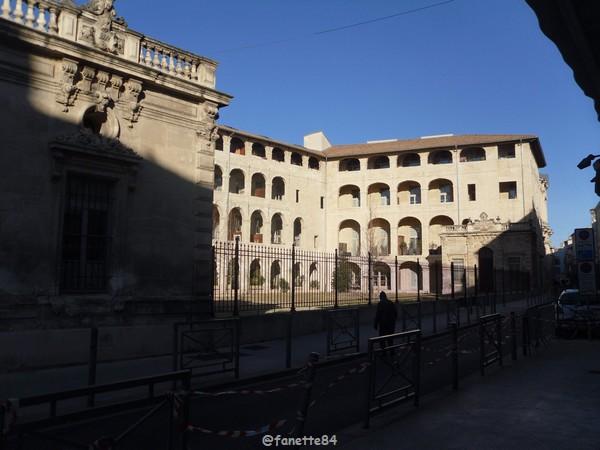 Caserne des Passagers à Avignon