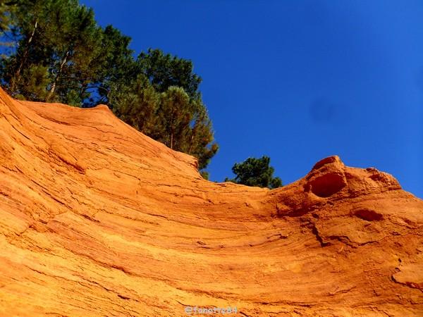 Le sentier des ocres de Roussillon