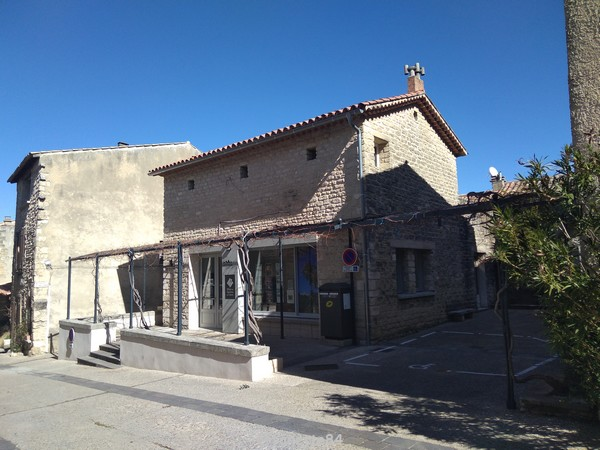 Ancienne poste de Venasque